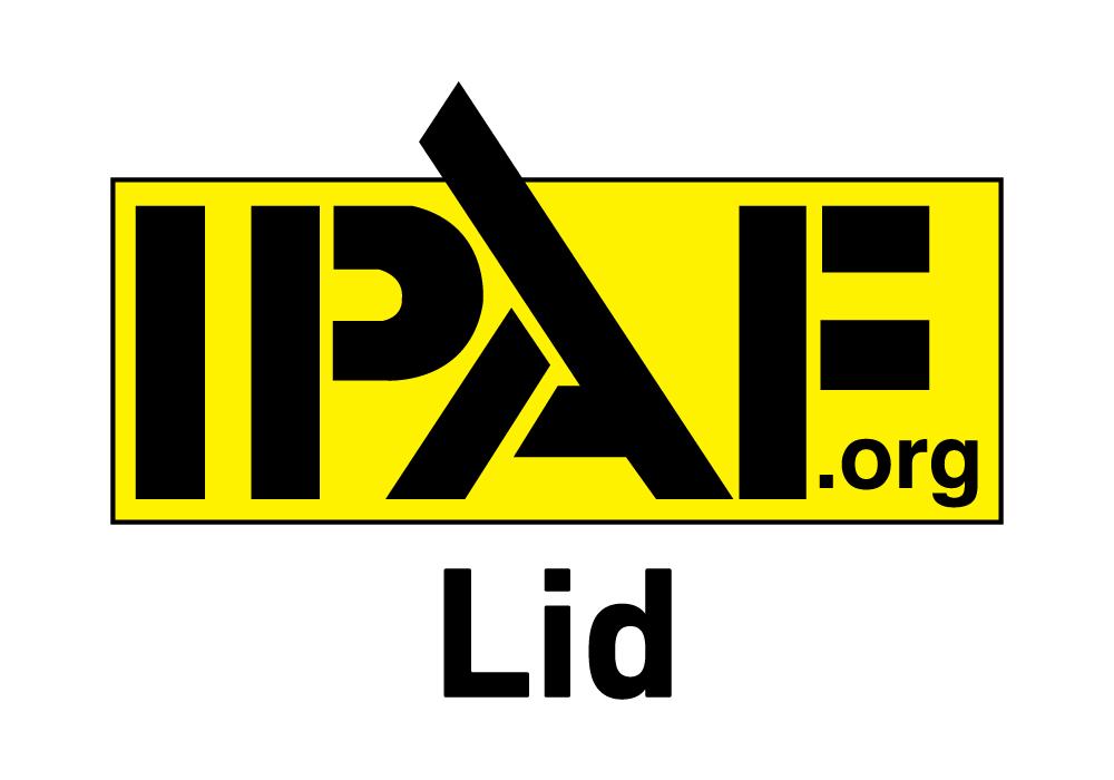 Lid IPAF logo